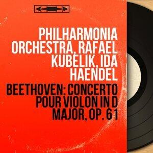 Philharmonia Orchestra, Rafael Kubelik, Ida Haendel 歌手頭像