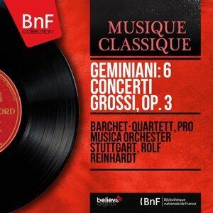 Barchet-Quartett, Pro Musica Orchester Stuttgart, Rolf Reinhardt, Helmut Reimann, Hermann Hirschfelder, Reinhold Barchet, Will Beh, Helma Elsner 歌手頭像