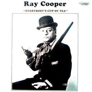 Ray Cooper (a.k.a Chopper of Oysterband) アーティスト写真