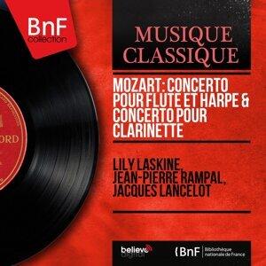 Lily Laskine, Jean-Pierre Rampal, Jacques Lancelot 歌手頭像