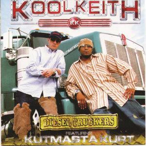 Kool Keith & Kutmasta Kurt, Kool Keith, Kutmasta Kurt 歌手頭像