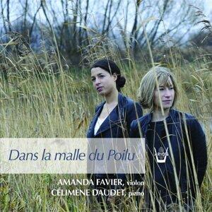Célimène Daudet, Amanda Favier 歌手頭像