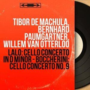 Tibor de Machula, Bernhard Paumgartner, Willem van Otterloo 歌手頭像