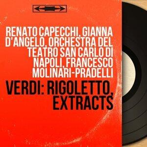 Renato Capecchi, Gianna D'Angelo, Orchestra del Teatro San Carlo di Napoli, Francesco Molinari-Pradelli 歌手頭像