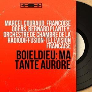 Marcel Couraud, Françoise Ogéas, Bernard Plantey, Orchestre de chambre de la Radiodiffusion-Télévision française 歌手頭像