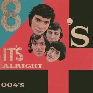 004's 歌手頭像
