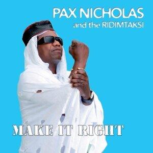 Pax Nicholas And The Ridimtaksi 歌手頭像