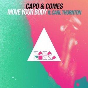 Capo & Comes, Carl Thornton 歌手頭像