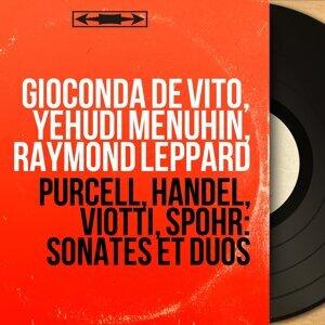 Gioconda de Vito, Yehudi Menuhin, Raymond Leppard 歌手頭像