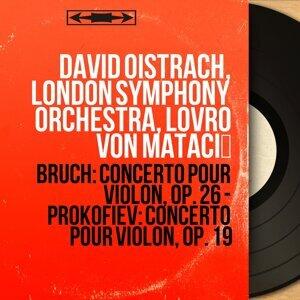 David Oistrach, London Symphony Orchestra, Lovro von Matačić 歌手頭像