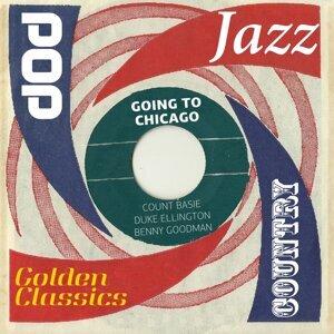 Benny Goodman, Count Basie, Duke Ellington 歌手頭像