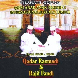 Qadar Rasmadi, Rajif Fandi 歌手頭像