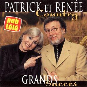Patrick Norman, Renée Martel 歌手頭像