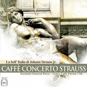 Caffè Concerto Strauss, Cristian Pintilie 歌手頭像