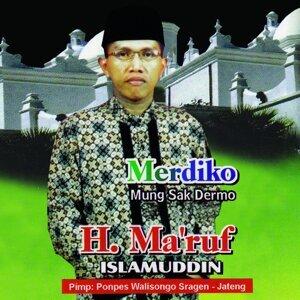 H Ma'ruf Islamuddin, Dra Hj Umi Hanik MAG 歌手頭像