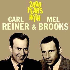 Carl Reiner, Mel Brooks 歌手頭像
