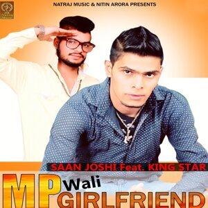 Saan Joshi 歌手頭像