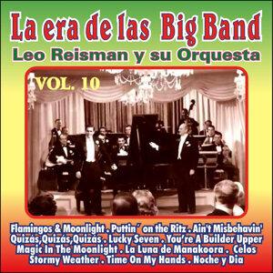 Leo Reisman y su Orchestra 歌手頭像