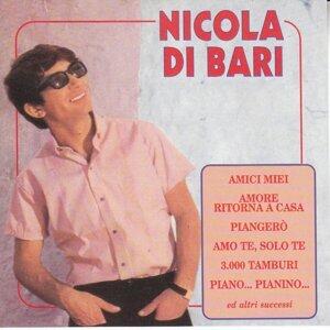 Nicola Di Bari 歌手頭像