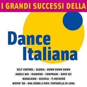 I Grandi successi della Dance Italiana 歌手頭像