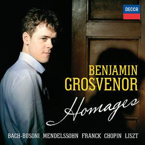 Benjamin Grosvenor 歌手頭像