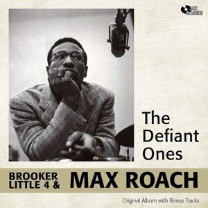 Booker Little 4, Max Roach 歌手頭像
