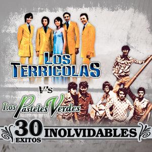 Los Terrícolas, Los Pasteles Verdes 歌手頭像