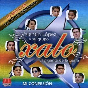 Valentin Lopez y su Grupo Xalo 歌手頭像
