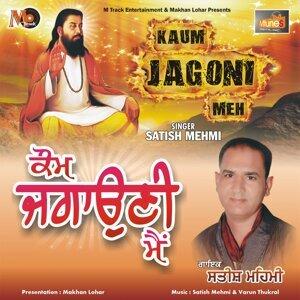 Satish Mehmi 歌手頭像