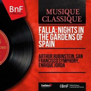 Arthur Rubinstein, San Francisco Symphony, Enrique Jordá 歌手頭像
