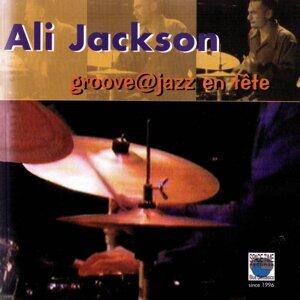 Ali Jackson 歌手頭像