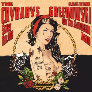 The Crybabys, Lester Greenowski 歌手頭像