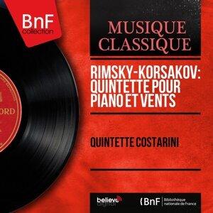 Quintette Costarini, Dominique Merlet, Jacques Ballot, Robert Costarini, Gérard Gautier, Marc Barbier 歌手頭像