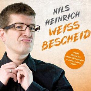 Nils Heinrich 歌手頭像