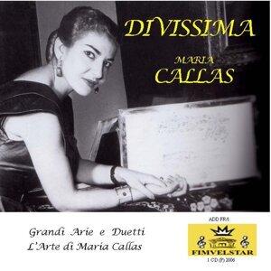 Maria Callas, Giuseppe Di Stefano, Ebe Stignani, Vari, Varie 歌手頭像