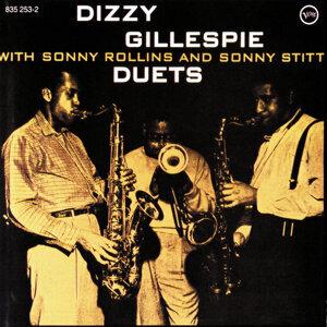 Sonny Rollins, Sonny Stitt, Dizzy Gillespie 歌手頭像