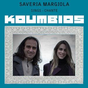 Michalis Koumbios, Saveria Margiola 歌手頭像