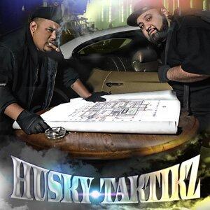 Al Husky, Taktikz 歌手頭像