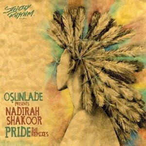 Osunlade presents Nadirah Shakoor