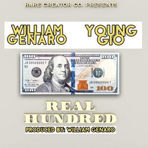 William Genaro, Young Gio 歌手頭像