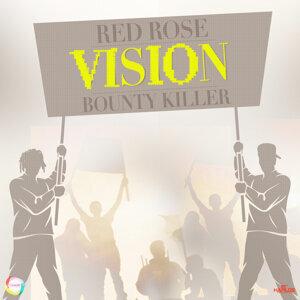 Red Rose, Bounty Killer, Red Rose, Bounty Killer 歌手頭像