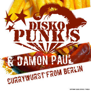 Disko Punks Damon Paul 歌手頭像