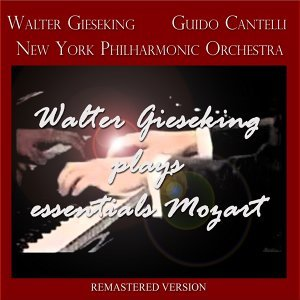 New York Philharmonic Orchestra, Guido Cantelli, Walter Gieseking 歌手頭像