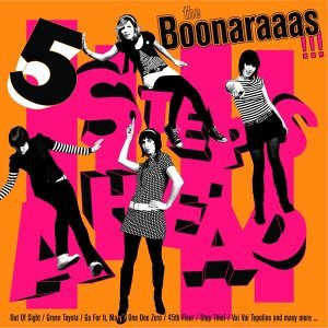 The Boonaraaas !!! 歌手頭像