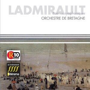 Orchestre de Bretagne, Stefan Sanderling, Colette Diard