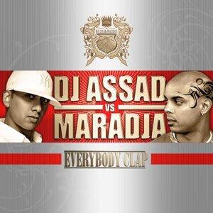 DJ Assad, Maradja 歌手頭像