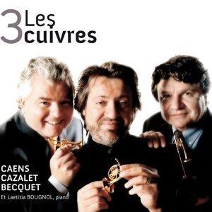 Laetitia Bougnol, Thierry Caens, André Cazalet, Michel Becquet 歌手頭像