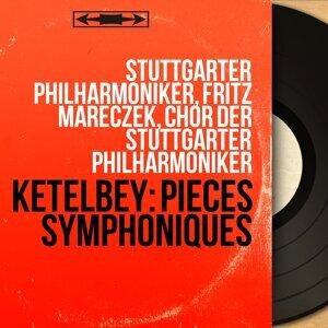 Stuttgarter Philharmoniker, Fritz Mareczek, Chor der Stuttgarter Philharmoniker 歌手頭像