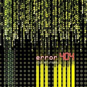 Error 404 歌手頭像