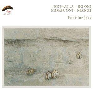Fabrizio Bosso, Irio De Paula Quartet 歌手頭像
